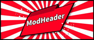 ModHeader插件,添加/修改/删除HTTP请求标头和响应标头