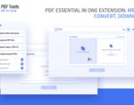 PDF tools all-in-one插件,PDF格式转换、合并、编辑