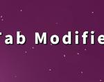 Tab Modifier插件,浏览器标签修改插件,制定标签规则,重命名标签