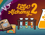 Little Alchemy小炼金术插件,多语种单词学习小游戏