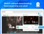 Video Octopus插件,网页视频嗅探下载器