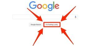 I'm Feeling Lucky插件,在Chrome地址栏中启用Google搜索
