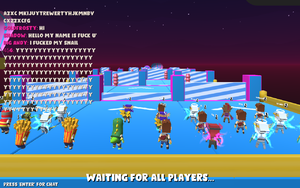 Fall Boys Game插件,糖豆人游戏网页在线版,无广告
