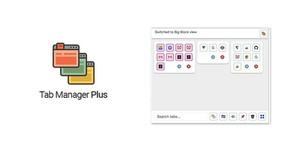TabManagerPlus插件:快速定位并管理标签页,布局超可爱