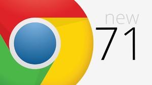谷歌Chrome71正式更新版本,戳这里获取更新方式!