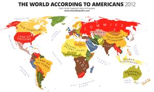 Mapping Stereotypes网站告诉你,外国人对我们都有什么偏见?