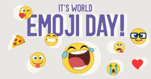 你知道7月17号是世界emoji表情包日吗?