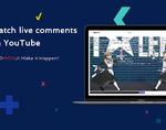 Dmooji弹幕君,让YouTube秒变B站的插件