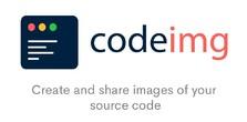 codeimg.io,把源代码生成高逼格图片的免费在线工具