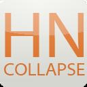 Hacker News Collapse - LOGO