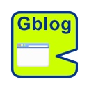 Gblog Buttons page - LOGO