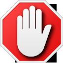 Adblocker HARDLINE ™ - 廣告攔截器 - LOGO