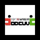 잡큐브 원클릭DB 프로그램 - LOGO