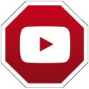 AdBlock on YouTube™ - LOGO