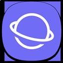 三星浏览器 - LOGO
