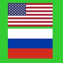 English to Russian Translator - LOGO