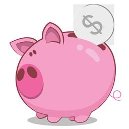 Piggy - Automatic Coupons & Cash Back - LOGO