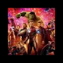 Free Avengers Infinity War cover - LOGO