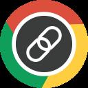 Customizable Chrome Navigation Menu - LOGO