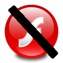 Flash Blocker Free - LOGO