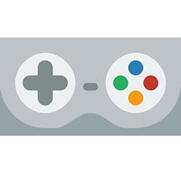 Super Nintendo SNES Online Emulator - LOGO